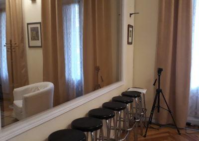 Alquiler Sala Espejo Unirideccional madrid