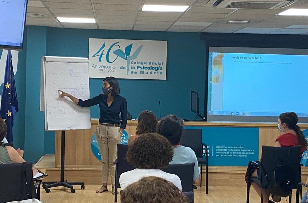 """Curso """"Terapia Familiar Sistémica en Alcoholismo"""" en el Colegio de Psicólogos de Madrid"""